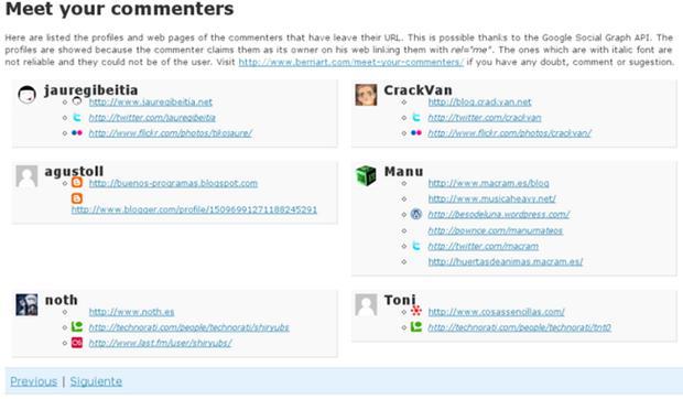 Meet Your Social Commenters