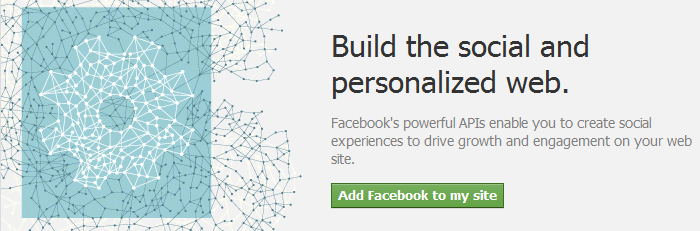 Add Facebook to your Website