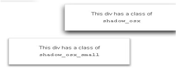 Adding Shadows to a range of objects