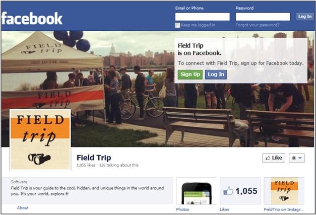 Field Trip Facebook