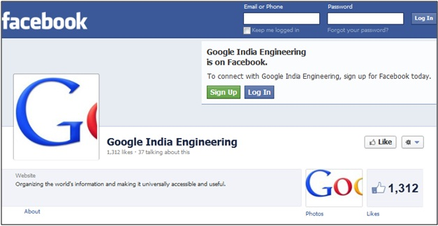 Google India Engineering