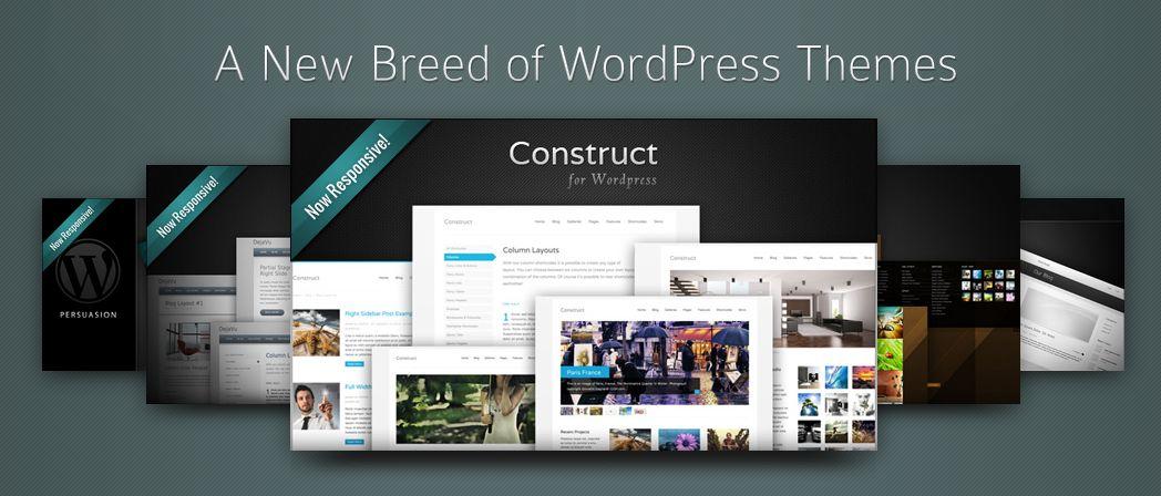 MySiteMyWay - WordPress Theme Framework