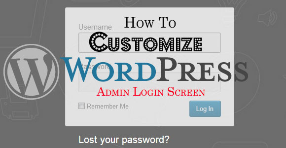 customize-wordpress-login-screen