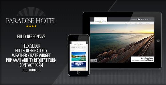paradise-hotel-responsive-template
