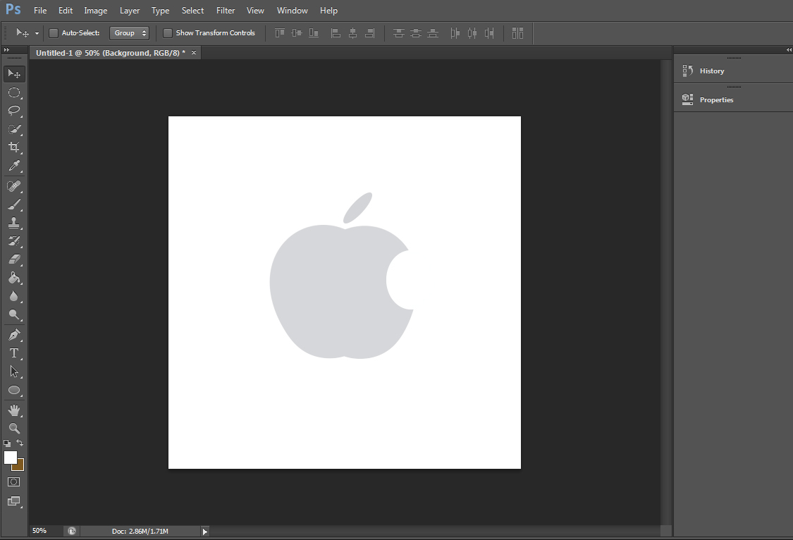 Photoshop-Apple-Logo-Tutorial-Step9