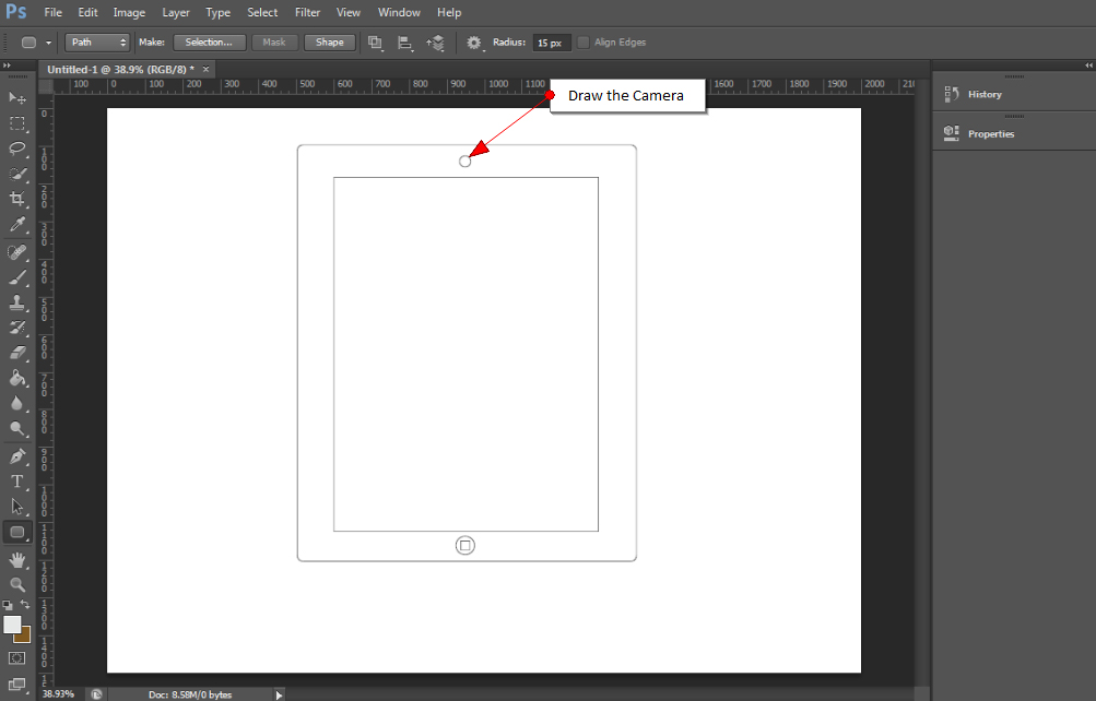 photoshop-draw-the-camera