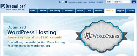 dreamHost-wordpress-hosting