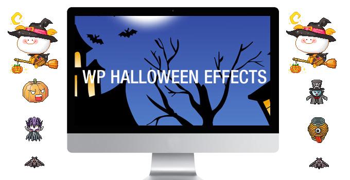 WP Halloween Effects - WordPress Plugin