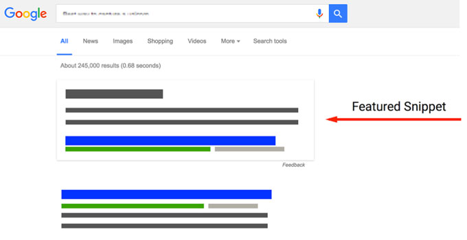 Google's Featured Snippets Optimization Tips