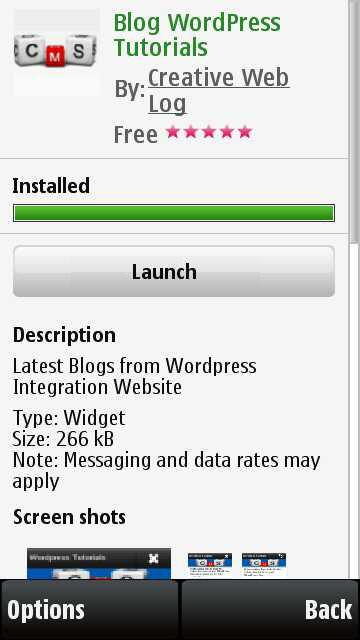 Installing Blog WordPress Tutorial