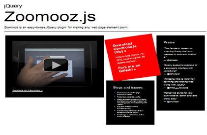 Zoomooz.js plugin