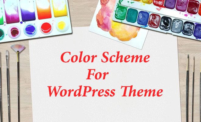 WordPress Color Scheme