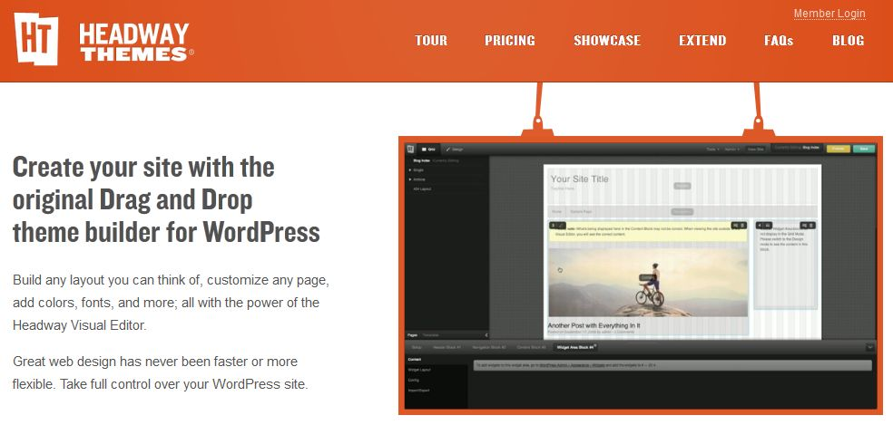 Headway - WordPress Theme Framework