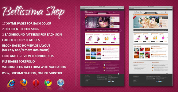 bellissima-responsive-template