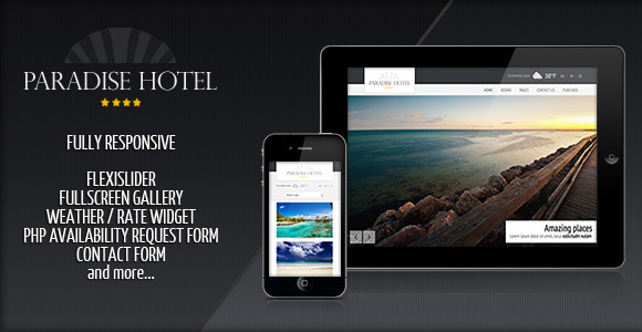 paradise-hotel-responsive-template