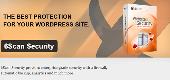 6scan-security- wordpress-security-plugin