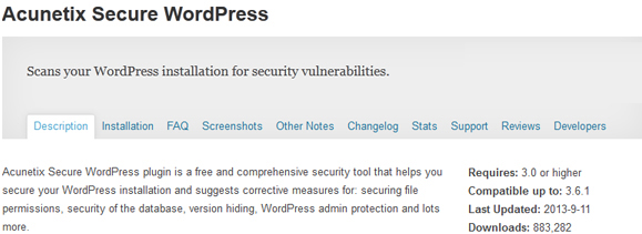 acunetix-secure-wordPress