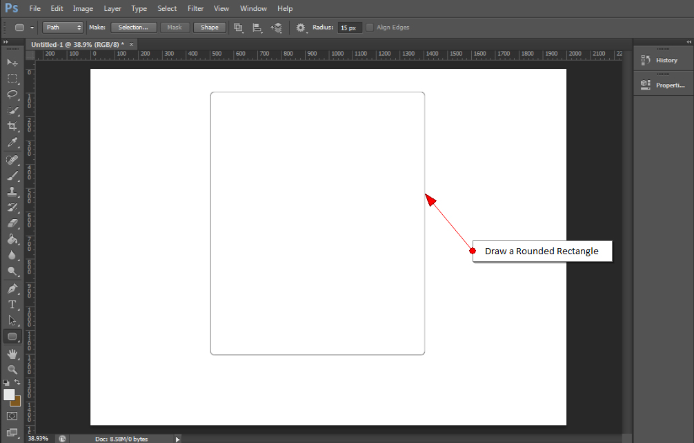 photoshop-rectangle-tool