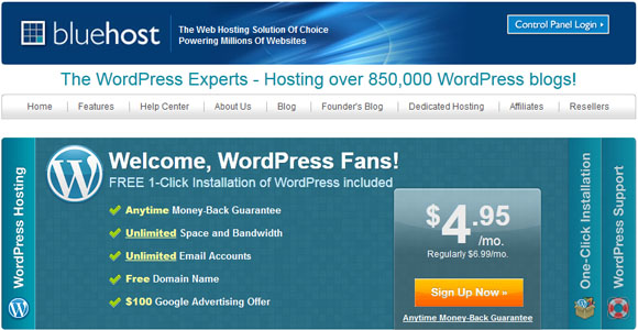 bluehost -wordpress-hosting