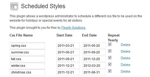 WP-Scheduled-Styles