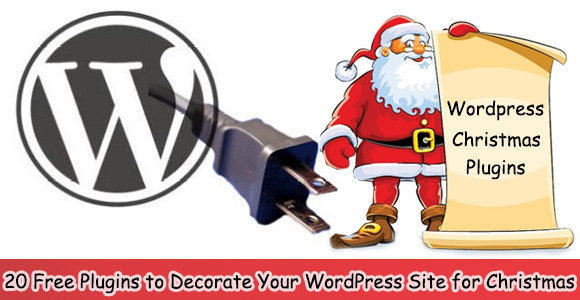 Wordpress Christmas Plugins