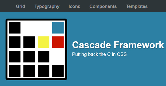 Cascade Responsive Framework