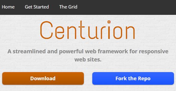 Centurion Responsive Framework