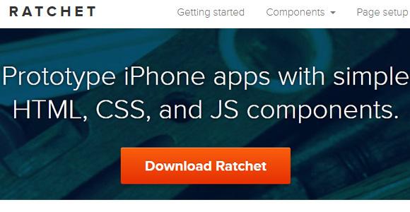 Ratchet Responsive Framework