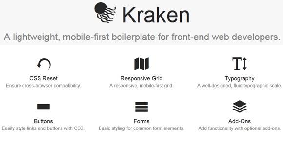 kraken Responsive Framework