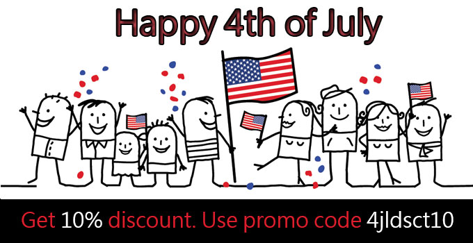 Happy Independence Day - WordpressIntegration's Offer