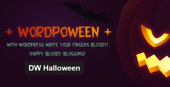 DW Halloween Plugin