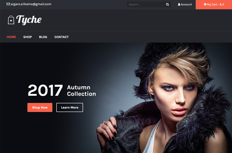 Tyche WordPress Theme