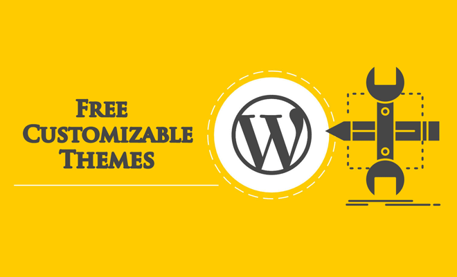 WordPress Customizable Themes