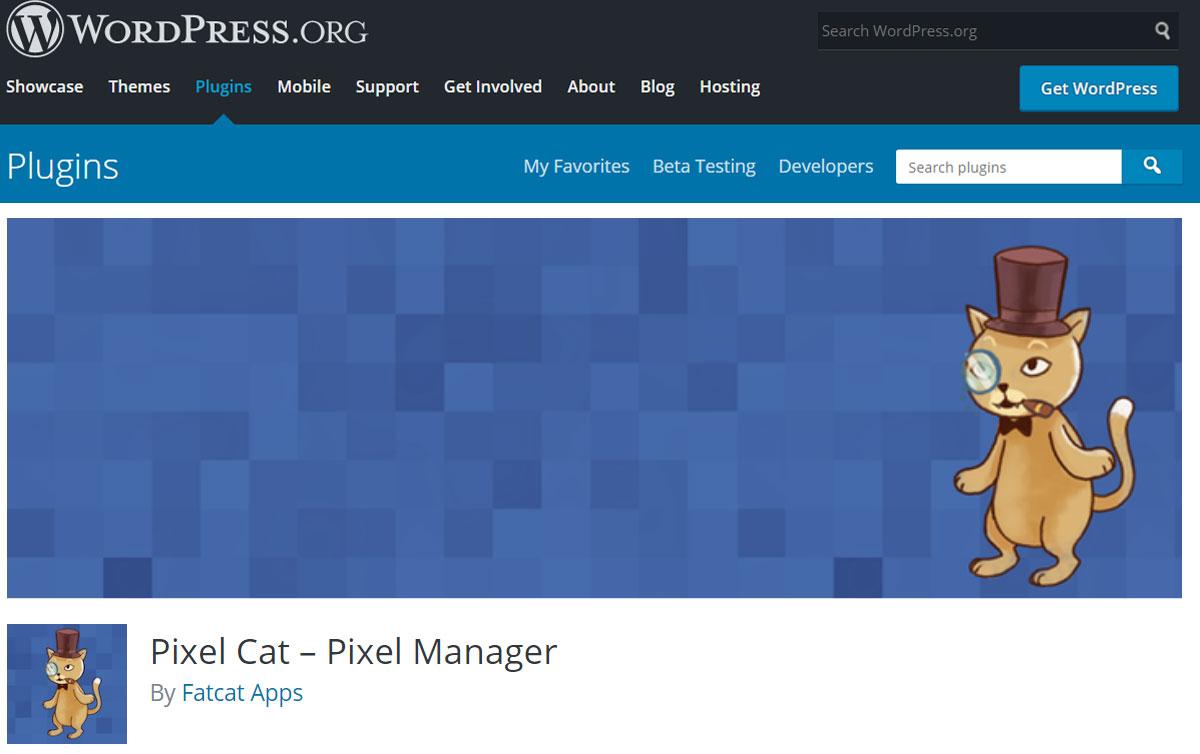 Pixel Cat – Pixel Manager