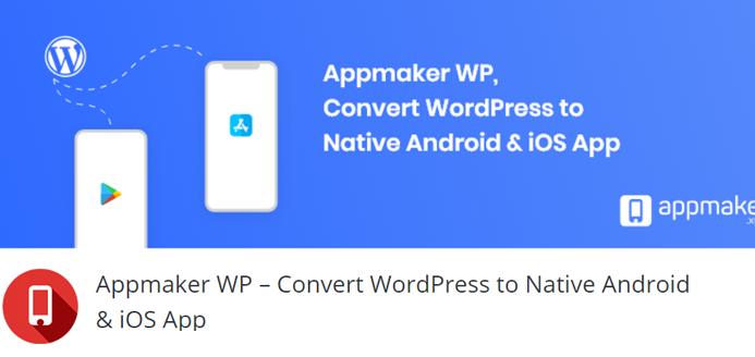 Appmaker WP