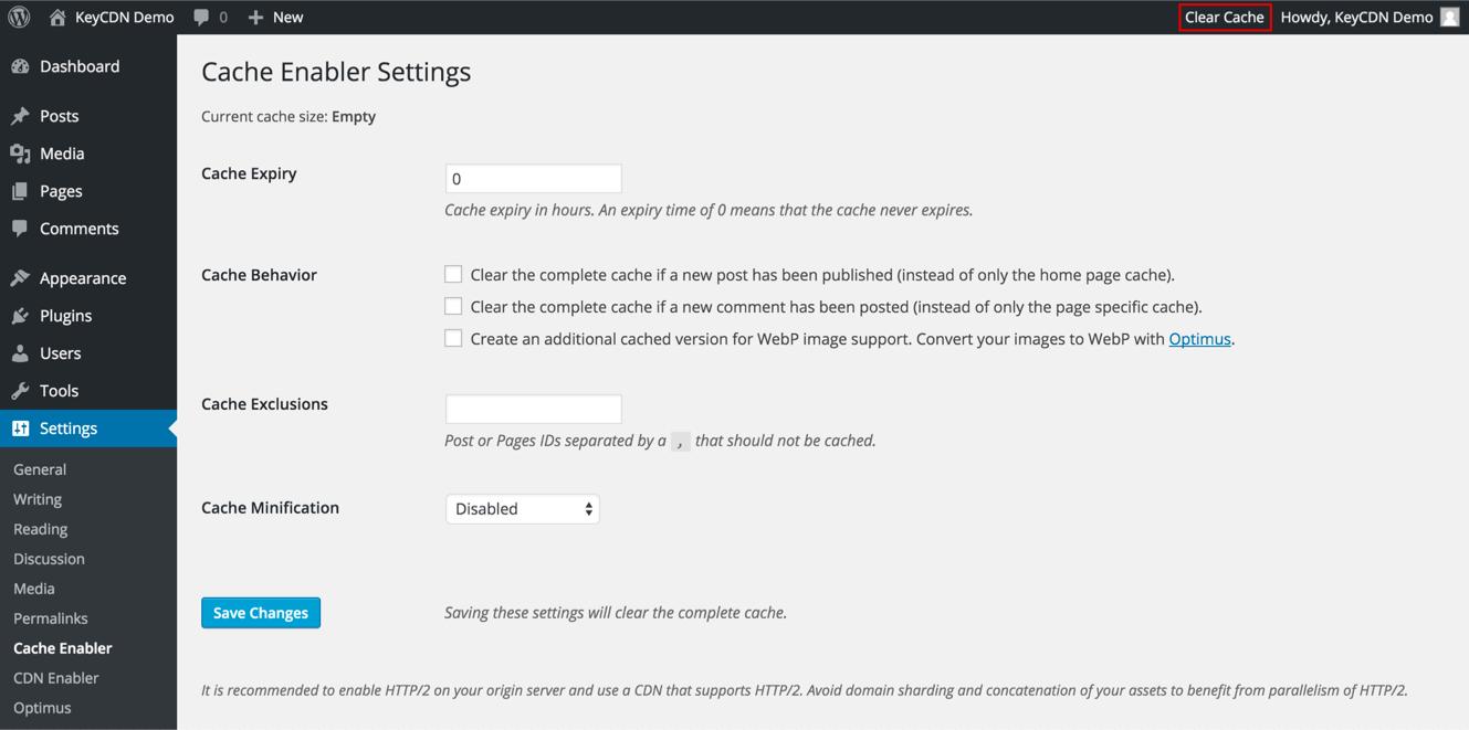 WebP Converter for Media Setting