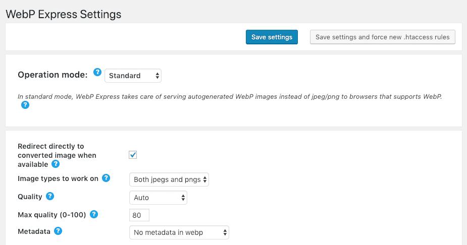 WordPress.org Configration