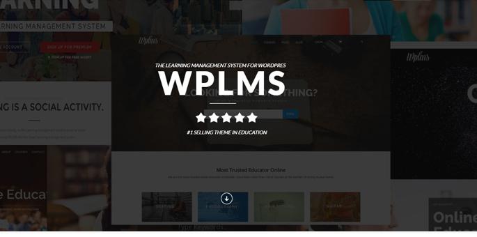 WPLMS Theme