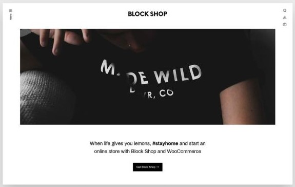 WooCommerce Theme Features