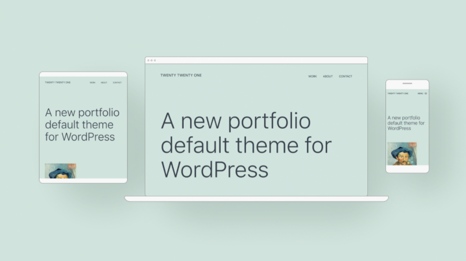 WordPress New Default Theme