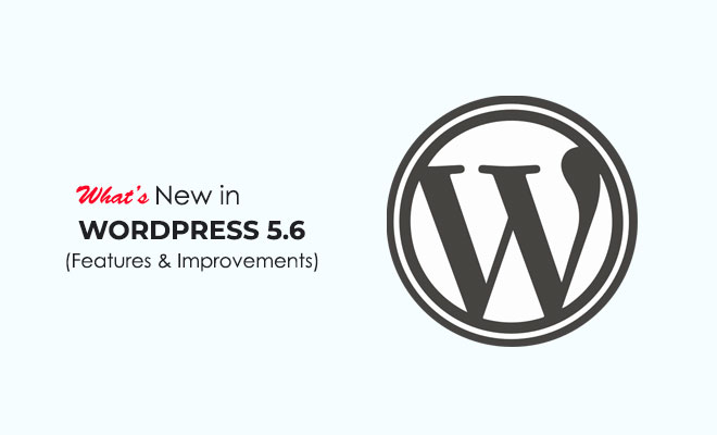 WordPress 5.6
