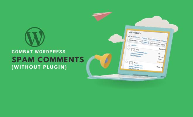Combat WordPress Comment Spam
